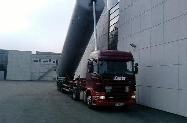 Danke Scania, danke Renault und Peugeot