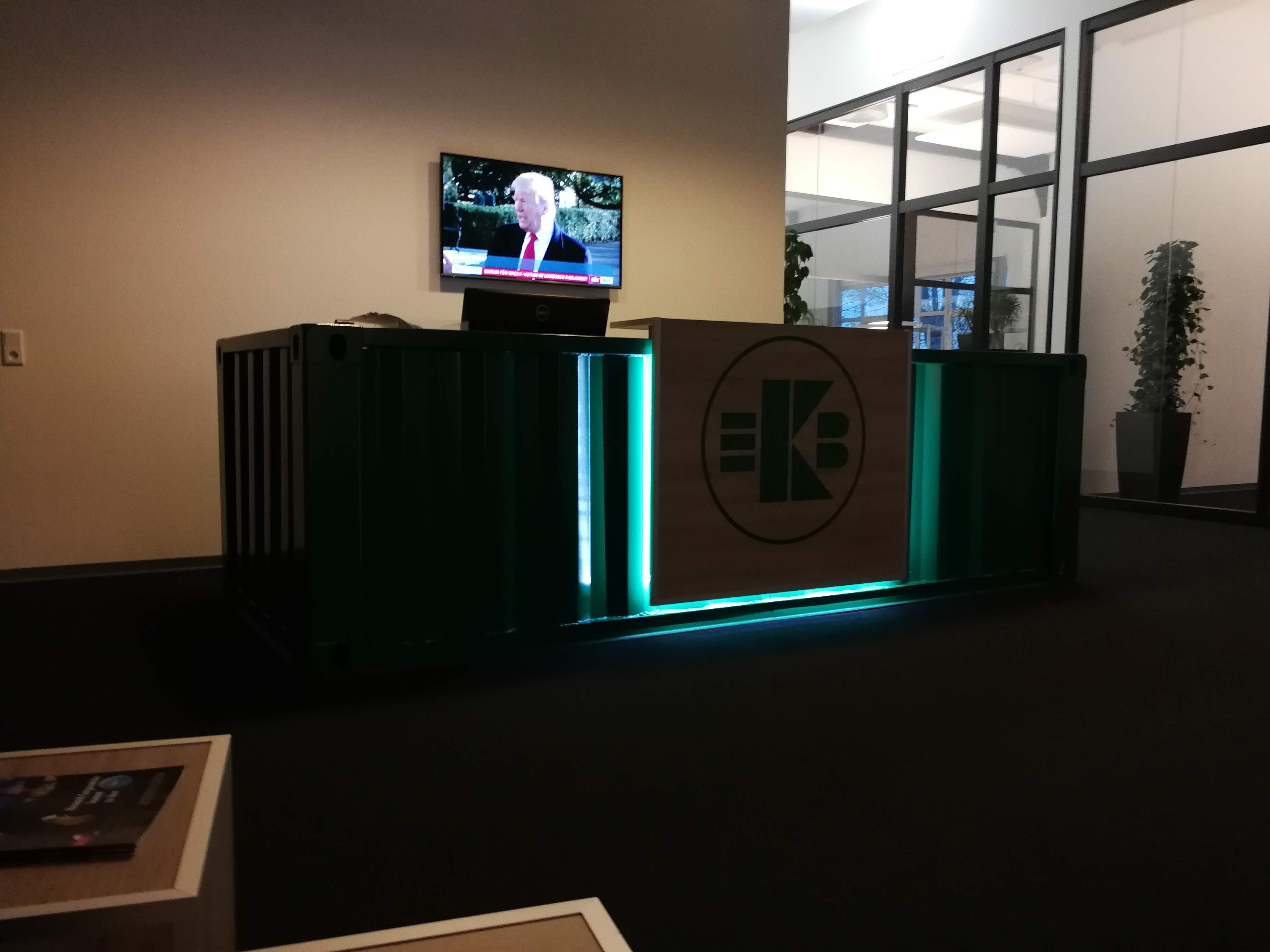Empfang von EKB in Bremen
